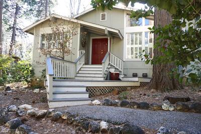 Nevada County Single Family Home For Sale: 11854 Tree Top Circle