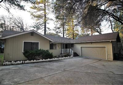 Single Family Home Sold: 12670 Golden Trout Way