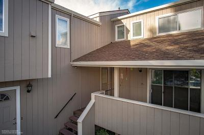 Grass Valley Condo/Townhouse For Sale: 239 Mill Street #18