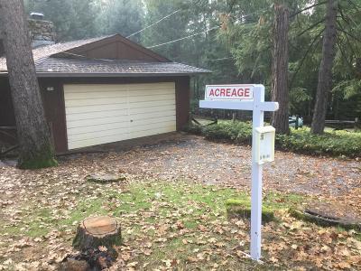 Nevada City CA Single Family Home For Sale: $349,000