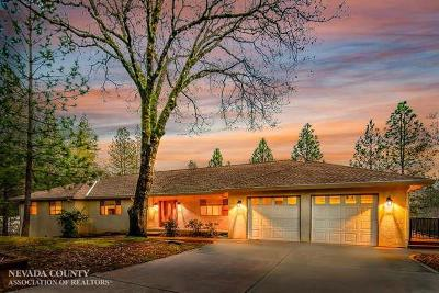 Grass Valley Single Family Home For Sale: 20229 Ocelot Drive