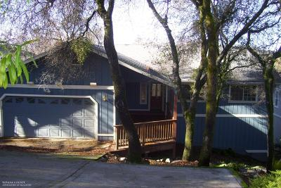 Penn Valley CA Single Family Home For Sale: $279,000