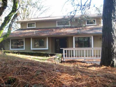 Grass Valley Single Family Home For Sale: 16955 Angelina Way