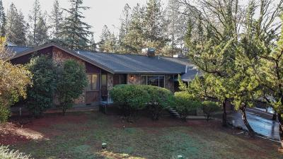 Grass Valley Single Family Home For Sale: 10847 Ball Road