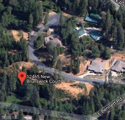 Grass Valley Residential Lots & Land For Sale: 12465 New Brunswick Court
