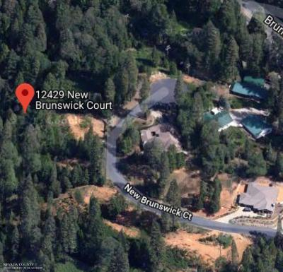 Nevada County Residential Lots & Land For Sale: 12429 New Brunswick Court