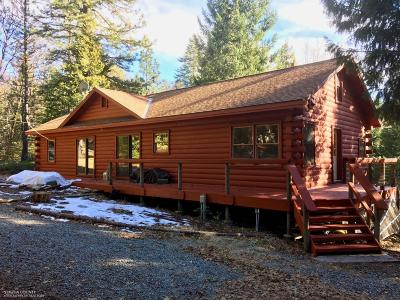 Nevada City Single Family Home For Sale: 19837 Cruzon Grade Road
