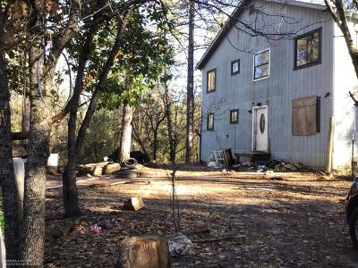 Nevada City Single Family Home For Sale: 14284 Grizzly Hill Road