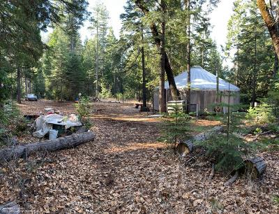Nevada County Residential Lots & Land For Sale: 17739 Cruzon Grade Road