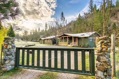 Grass Valley Single Family Home For Sale: 17460 Dog Bar Road