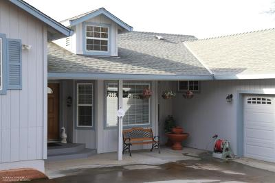 Nevada County Single Family Home For Sale: 16965 Patricia Way