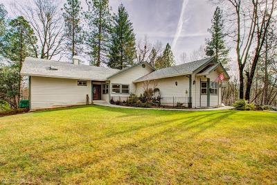 Grass Valley Single Family Home For Sale: 15601 S Ponderosa Way