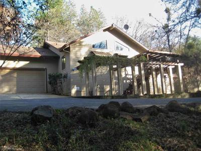 Nevada County Single Family Home For Sale: 10015 Matas Wecks Drive