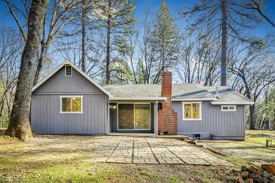 Grass Valley Single Family Home For Sale: 11246 Bixler Place