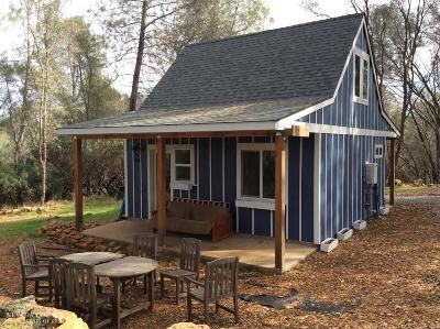 Grass Valley CA Single Family Home Pending: $385,000