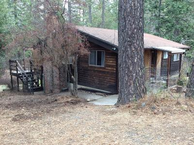 Nevada City CA Single Family Home Pending: $297,000