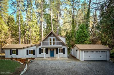 Nevada City Single Family Home For Sale: 514 Nursery Street