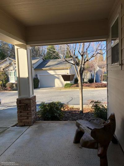 Grass Valley Single Family Home For Sale: 111 Teal Lane