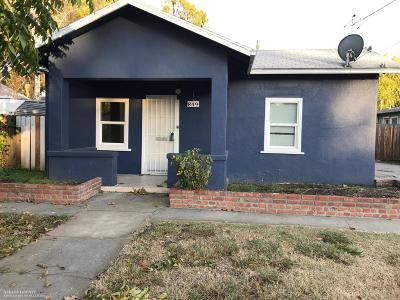 Yuba City Single Family Home For Sale: 849 Orange Street