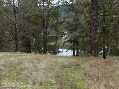 Penn Valley CA Residential Lots & Land Pending: $99,000