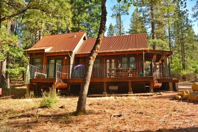 Nevada City Single Family Home For Sale: 14866 Casci Road