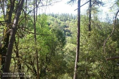 Grass Valley CA Residential Lots & Land For Sale: $77,900