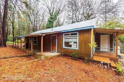Grass Valley Single Family Home Active REO: 16207 Brooks Road
