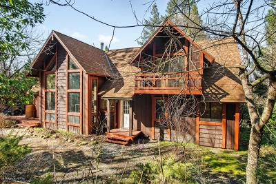 Nevada County Single Family Home For Sale: 27443 Sweetland Road