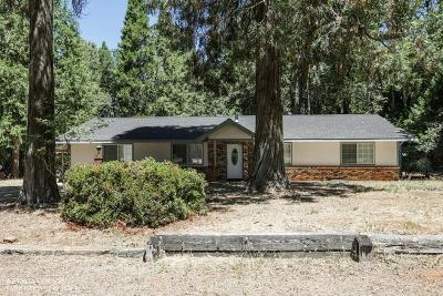 Nevada City Single Family Home For Sale: 13260 Idaho Maryland Road