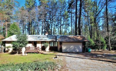 Grass Valley Single Family Home For Sale: 11576 Ragan Way
