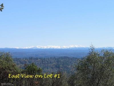 Grass Valley, Smartsville Residential Lots & Land For Sale: 16797 Stellar Road