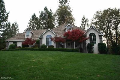 Nevada County Single Family Home For Sale: 10889 Northcote Place