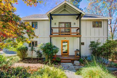 Grass Valley Single Family Home For Sale: 15163 Sunny Hill Road