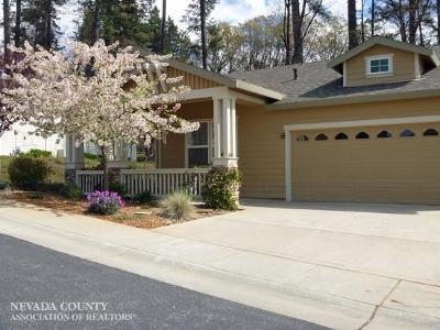 Grass Valley Single Family Home For Sale: 224 Mallard Drive