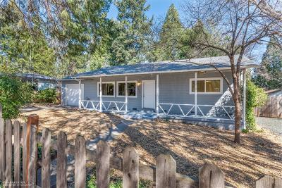 Grass Valley Single Family Home For Sale: 10375 Gold Drive