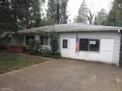 Grass Valley Single Family Home Active REO: 11166 Brunswick Drive