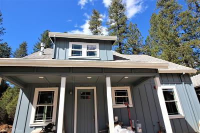 Nevada City Single Family Home For Sale: 123 Lot #2 Pello Lane