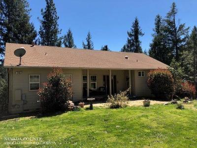 Grass Valley Single Family Home For Sale: 13287 Grizzly Trail