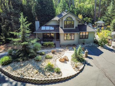 Nevada City Single Family Home For Sale: 18013 Augustine Road