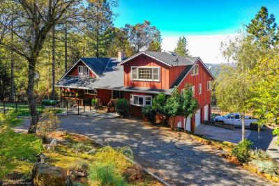 Grass Valley Single Family Home For Sale: 14885 Osborne Hill Road
