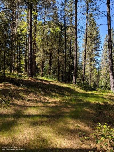 Grass Valley Residential Lots & Land For Sale: 18829 Louis Road