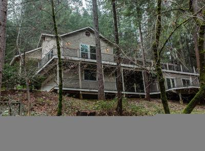 Grass Valley Single Family Home Active REO: 15993 Shebley Road