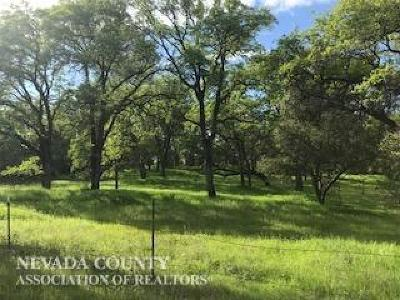 Grass Valley Residential Lots & Land For Sale: 19838 Perimeter Road
