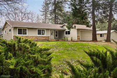 Grass Valley Single Family Home For Sale: 20391 Starlight Lane