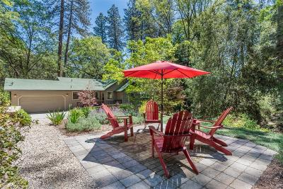 Grass Valley Single Family Home For Sale: 21278 Oak Meadows Road
