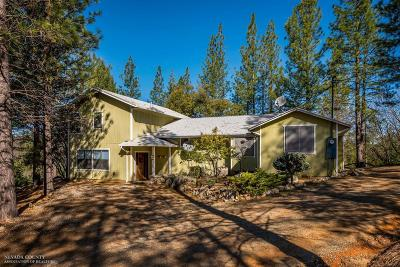Nevada County Single Family Home For Sale: 16740 Autumn Oak Road