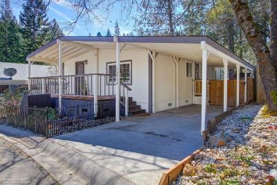 Nevada County Mobile/Manufactured For Sale: 13939 Meda Drive #51