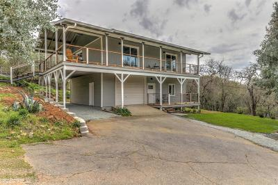 Browns Valley Single Family Home For Sale: 11187 Peoria Road