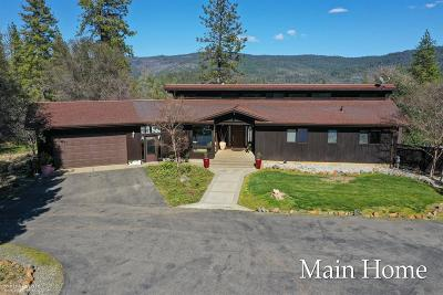Oregon House, Dobbins Single Family Home For Sale: 13157 Yuba Nevada Road