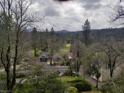 Grass Valley Single Family Home For Sale: 19066 Jayhawk Drive